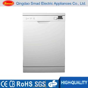 Automatic Vertical Front Loading Freestanding Dish Washing Machine pictures & photos
