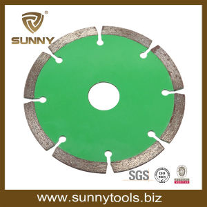 105mm Diamond Segmented Disc with 8mm Segment pictures & photos