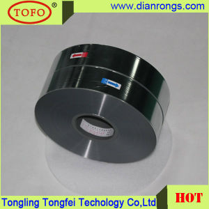 Low Price BOPP Aluminum Metallized Polyester Film for Capacitor Use pictures & photos