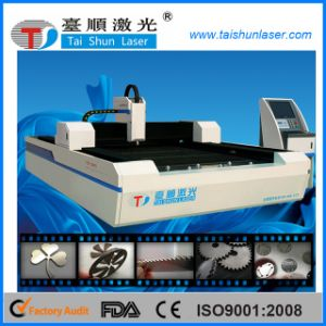 Metal Craft Application Ipg Fiber Laser Cutting Machine 500W pictures & photos
