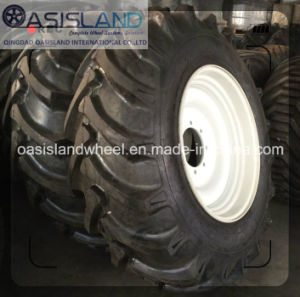 Agricultural Tractor Tires 18.4-30 with Wheel Rim W16lx30 pictures & photos