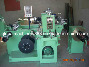 Metal Coil Slitting Cutting Machine
