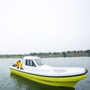 Traditional Beatiful 9.2m Length Fiberglass Boat pictures & photos