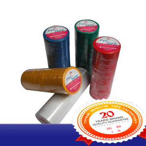 Electrical PVC Adhesive Tape pictures & photos