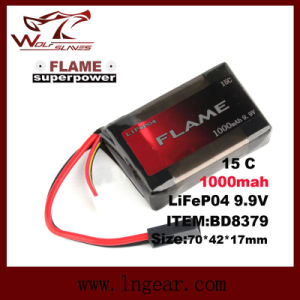 Flame 9.9V-1000 15c LiFePO4 LFP Battery with Best Price pictures & photos