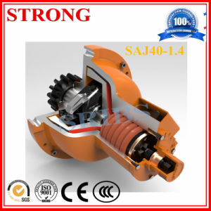 Anti Falling Safety Device Saj40 for Construction Hoist pictures & photos