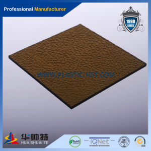 Popular Good Sell Solid PC Embossed Sheet at Best Price pictures & photos