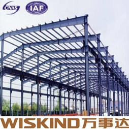 Long Life and Easy Install Factory Directly Steel Light Structural Frame pictures & photos