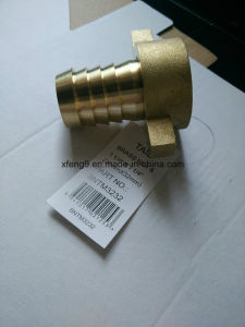 Brass Nut Pipe Fitting with Washer pictures & photos