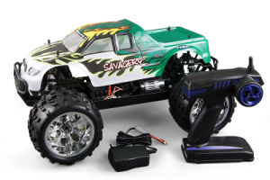 Best Online RC Hobby Store 1/8th Lipo Battery RC Car pictures & photos