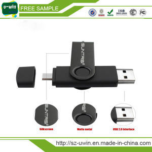 OTG USB Flash Drive USB 2.0 Pen Drive pictures & photos