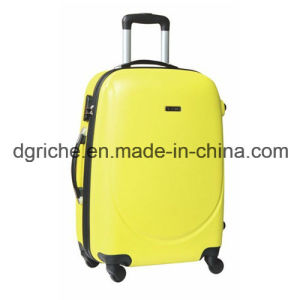 Yellow Color Popular Trolley Luggage Bag