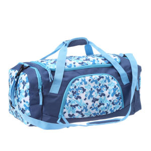 Gym Sports Travel Bags with Shoes Pocket pictures & photos