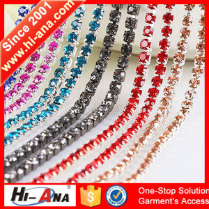 SGS Proved Products Good Price Crystal Bridal Trim pictures & photos