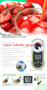 Scm-1000 Series Digital Refractometer pictures & photos