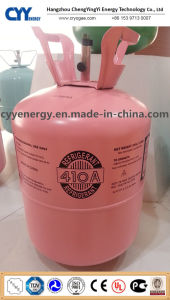 High Purity Mixed Refrigerant Gas of R410A (R134A, R404A, R422D) pictures & photos