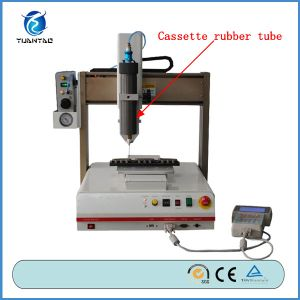 High Precision Automatic Resin Adhesive Dispensing Machine pictures & photos
