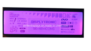 Cog Type LCD Display Module, 96X48 Dots Cog Display: Aqm9648A Series pictures & photos