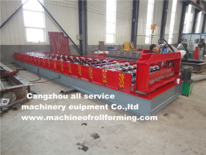 Metal Roofing Sheet Roll Froming Machine (AS30-250-1000)