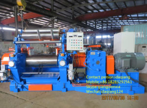 """22"""" Rubber Mixing Mill, Two Roller Mixing Machine, Mixing Mill, Rubber Mixer pictures & photos"""