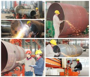 China 4200 Kw/H Coal Fired Hot Oil Thermal Oil Boiler pictures & photos