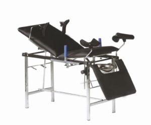 Stainless Steel Mechanical Obstetric Bed (XH-G-3B) pictures & photos
