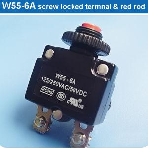 UL TUV RoHS All Kind of Thermal Circuit Breakers (W55)