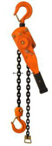 Mini Lifting Equipment Hand Lever Chain Hoist pictures & photos