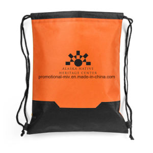 Colorful Sports Drawstring Bags for Promotion pictures & photos
