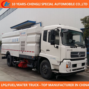 10cbm Road Cleaning Truck 12cbm Road Sweeper Truck pictures & photos