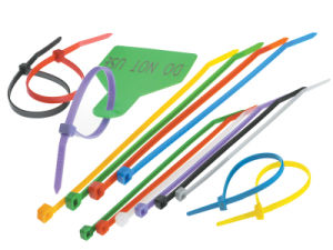 Best Price High Quality Plastic Ties and Zip Ties pictures & photos