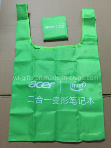 Latest Hot Selling Custom Design Polyester Folding Bag