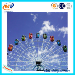 China Qualified Manufacturer Outdoor Amusement Park Machine Ferris Wheel Ride pictures & photos