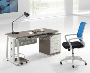 Hot Sale Modern Office Clerk Computer Table Furniture (HF-DA014) pictures & photos