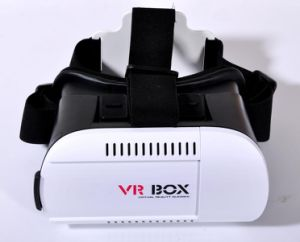 3D Virtual Reality Video Game Glasses Headset/Helmet for 4.7 - 6.0 Inch Smartpone pictures & photos