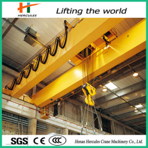 European 10 Ton Double Beam Overhead Bridge Crane pictures & photos