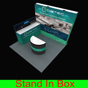 Quality Aluminum Standard Portable Exhibition Stand pictures & photos