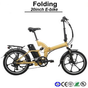 Mini Lithium Folding E Bike Bicycle Electric Bike (TDN05Z) pictures & photos