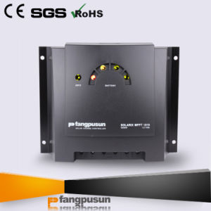 Ce RoHS Solarix MPPT1010 Solar Street Light System 10A Solar MPPT Charge Controller 12V 24volt pictures & photos