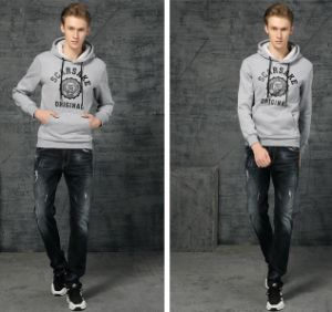 Factory Wholesale 100% Cotton Winter Teenager Hoodies (2015JK47-6) pictures & photos