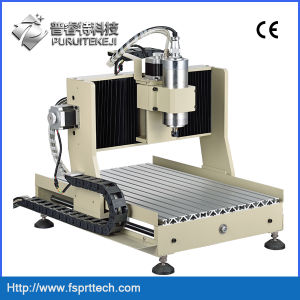 Woodworking 3D Engraving Carving Cutting Machine CNC Wood Router pictures & photos