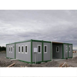 China Lowes Cabins Modern Prefabricated Container Home