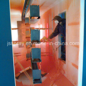 Iron Products Manual Powder Coating Line