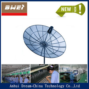 Satellite C Band Mesh Antenna 2.4m pictures & photos