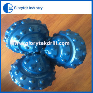Diamond 12 1/4 TCI Tricone Bit Used for Oil Well Drilling pictures & photos