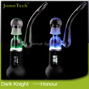Dry Herb Globe Glass Vaporizer with Glass Smoking Pipe pictures & photos