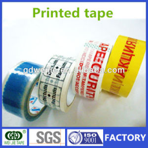 Logo Printed BOPP Adhesive Packaging Tape Made in China pictures & photos
