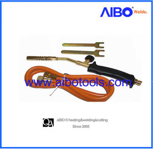 Soldering & Brazing Torch Kit with Brass Nozzle (HTS-40) pictures & photos