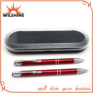 Fantastic Aluminum Pen Set for Promotional Items (BP0113RD) pictures & photos