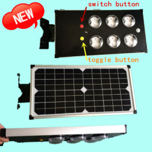 15W Solar Panel Solar Street Light for Street Lighting pictures & photos